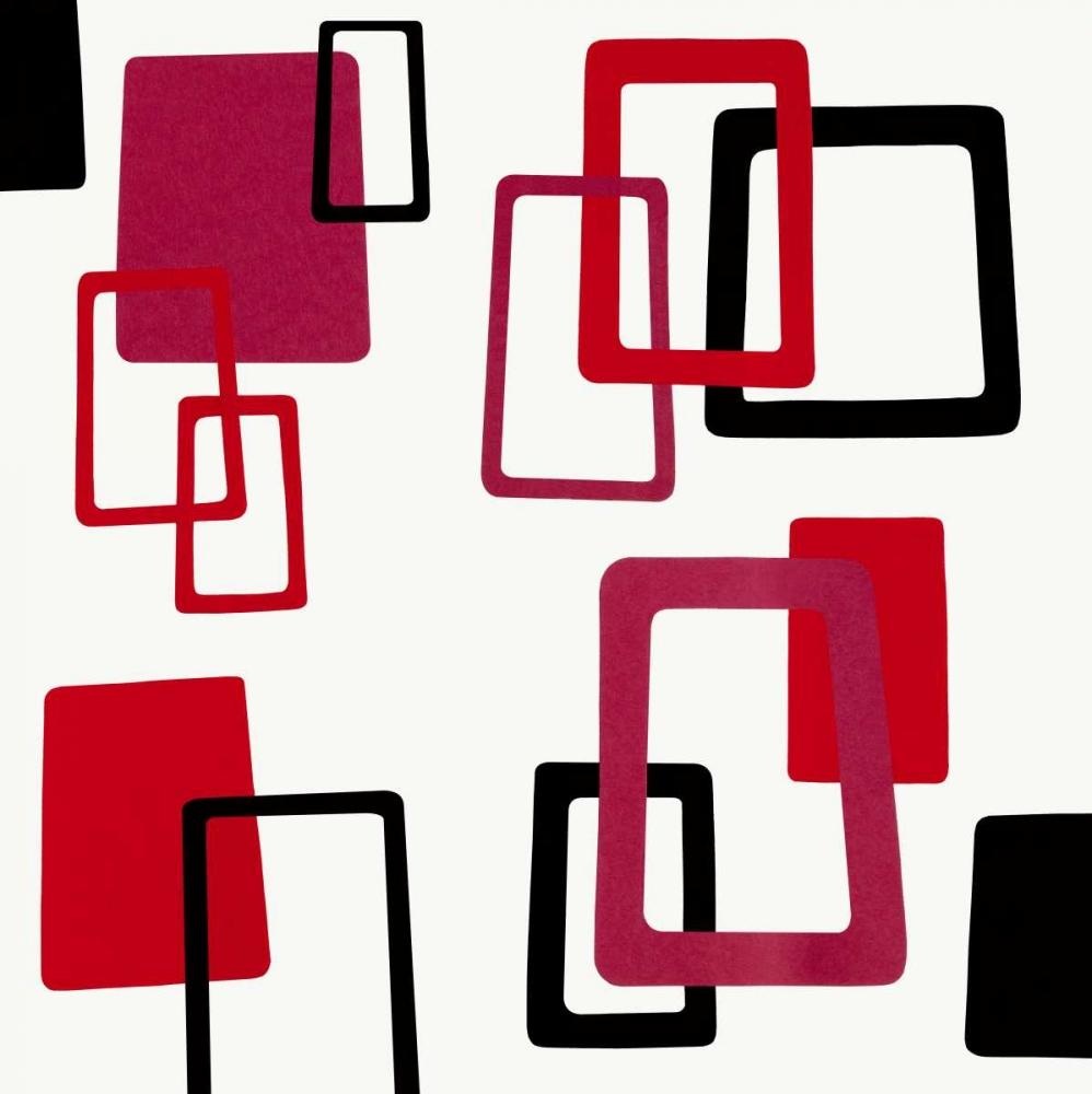 konfigurieren des Kunstdrucks in Wunschgröße The Swinging Sixties II von Design Show