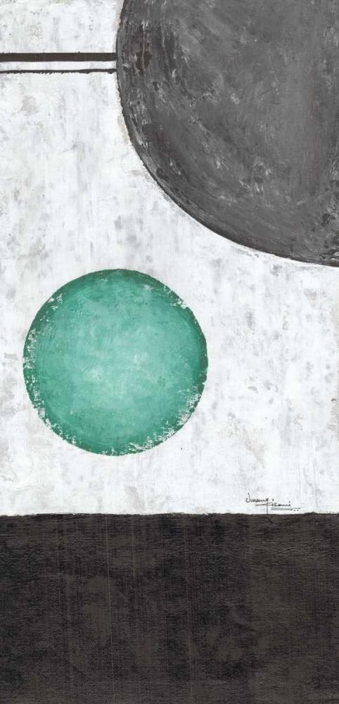 konfigurieren des Kunstdrucks in Wunschgröße Sphere I von Kikani, Umang