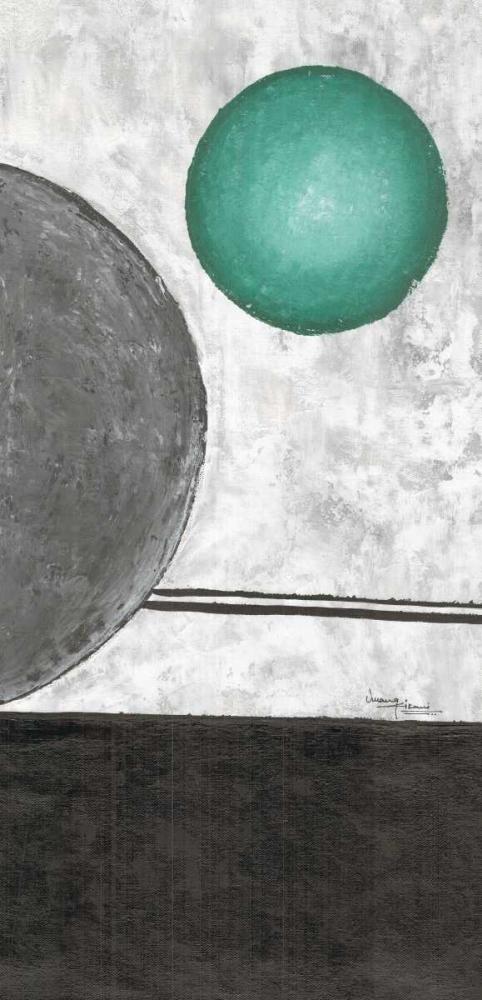 konfigurieren des Kunstdrucks in Wunschgröße Sphere II von Kikani, Umang