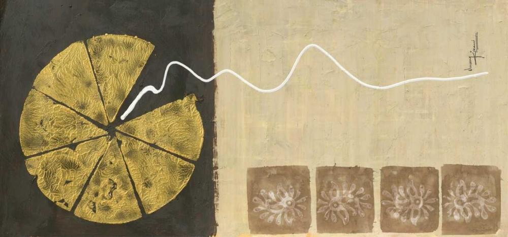 konfigurieren des Kunstdrucks in Wunschgröße The Rising I von Kikani, Umang