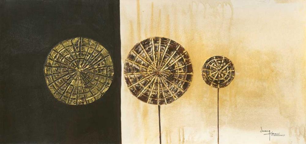 konfigurieren des Kunstdrucks in Wunschgröße Lollies I von Kikani, Umang