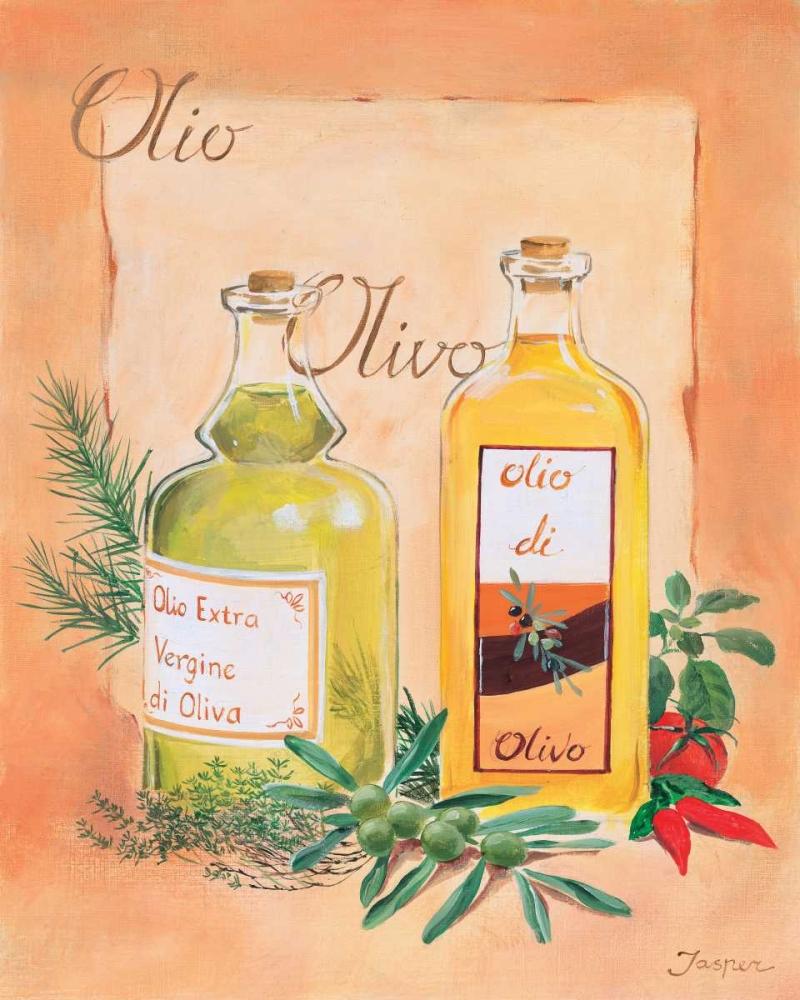 konfigurieren des Kunstdrucks in Wunschgröße Olio Olivo von Jasper