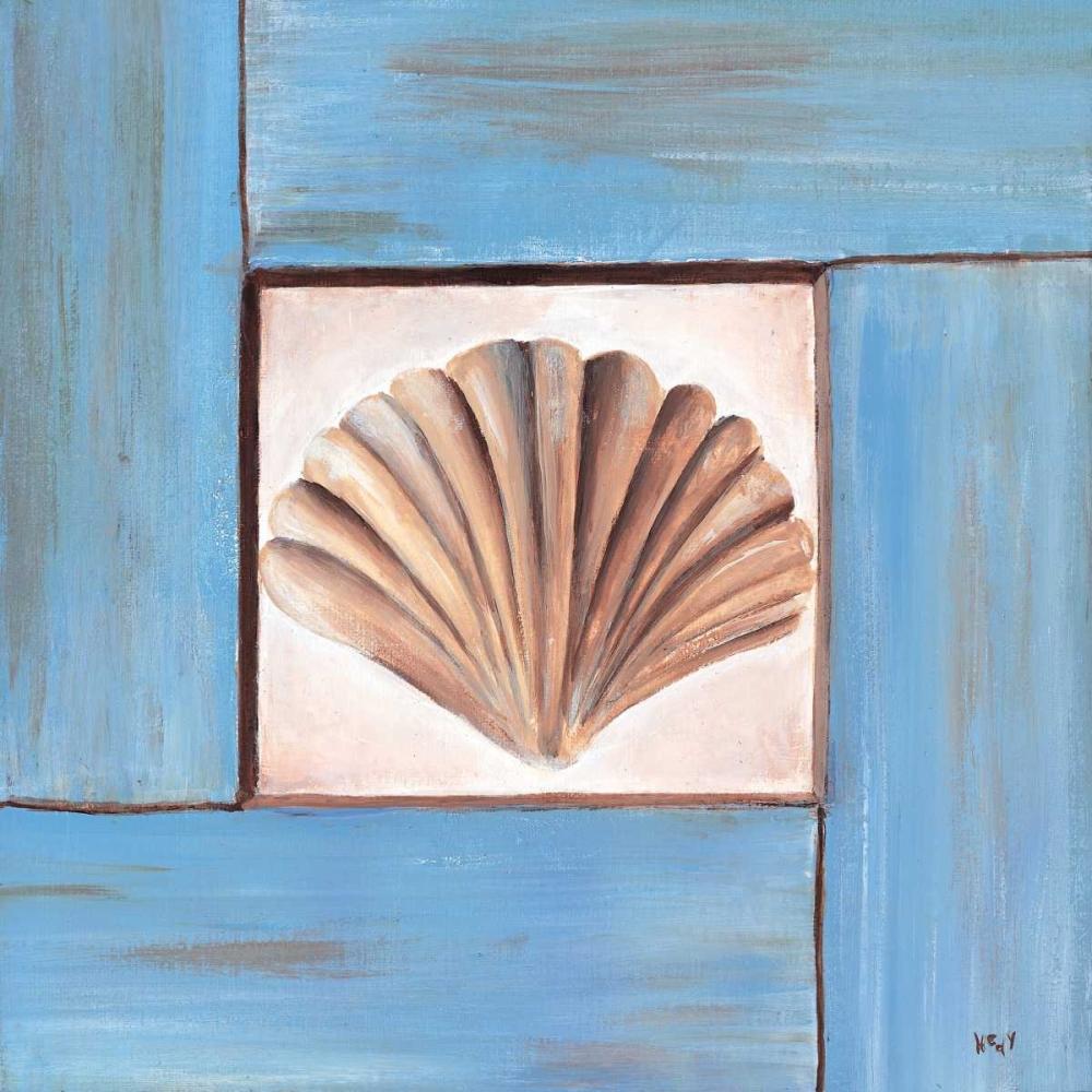 konfigurieren des Kunstdrucks in Wunschgröße Seashell von Hedy