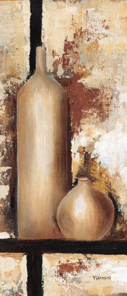 konfigurieren des Kunstdrucks in Wunschgröße Vases I von Florenti