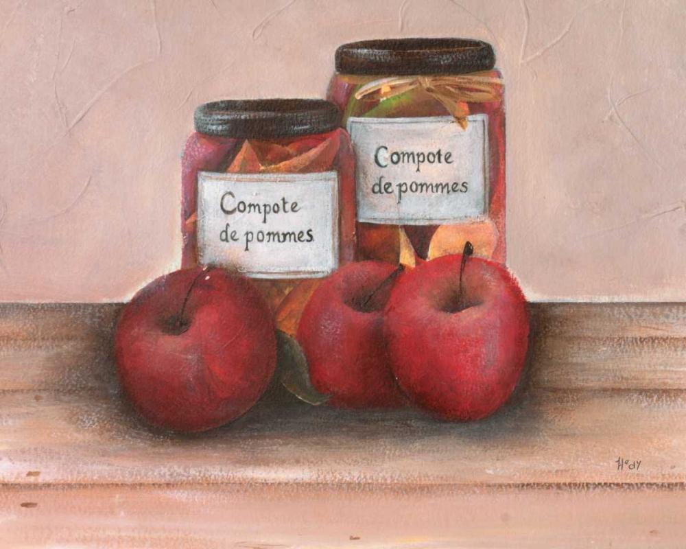konfigurieren des Kunstdrucks in Wunschgröße Apples von Hedy