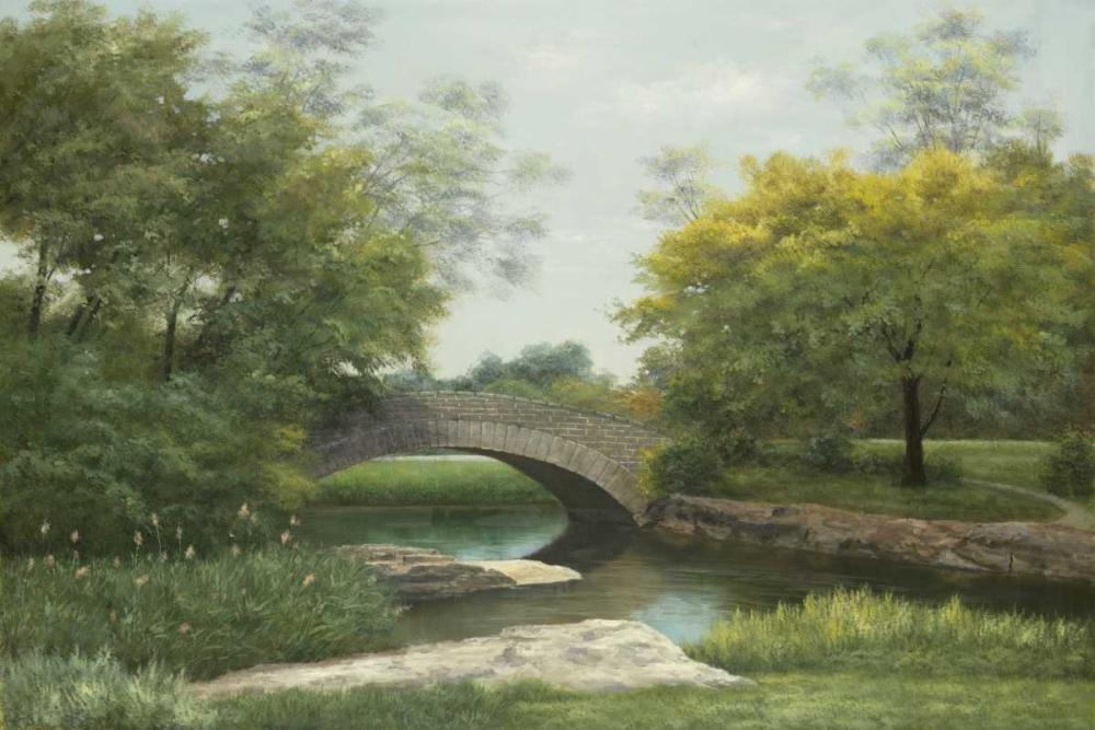 Spring Waltz von Romanello, Diane <br> max. 165 x 109cm <br> Preis: ab 10€