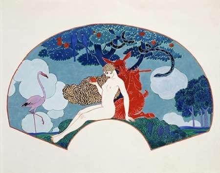 konfigurieren des Kunstdrucks in Wunschgröße Eve von Barbier, Georges