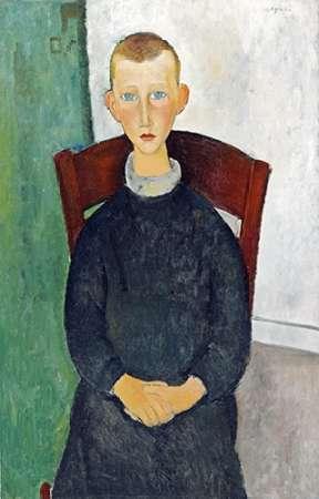 konfigurieren des Kunstdrucks in Wunschgröße The Caretakers Son von Modigliani, Amedeo