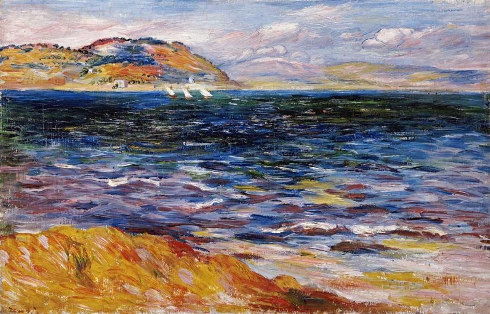 konfigurieren des Kunstdrucks in Wunschgröße Bordighera von Renoir, Pierre-Auguste