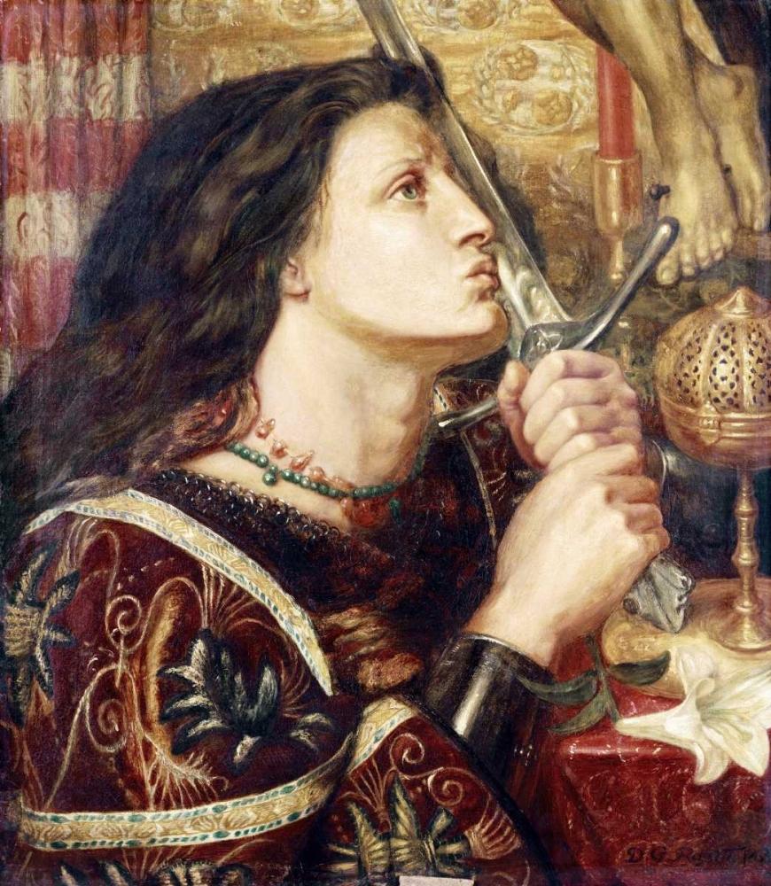 Rossetti, Dante Gabriel