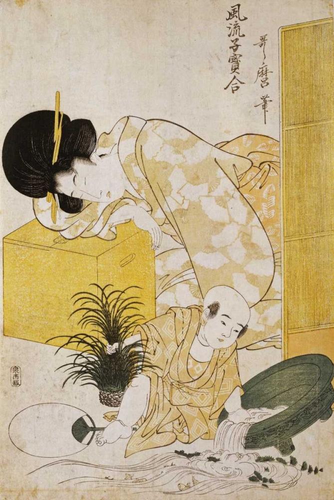 Utamaro, Kitagawa
