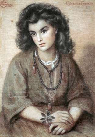 Charles Rossetti, Dante Gabriel