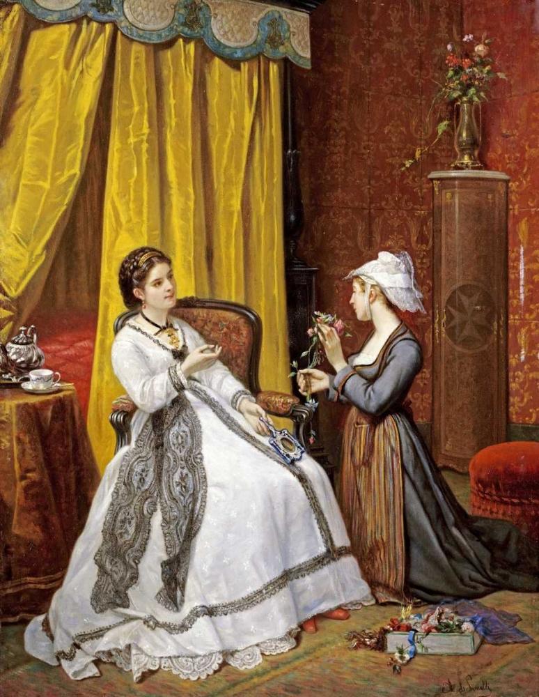 De Pinelli, Auguste
