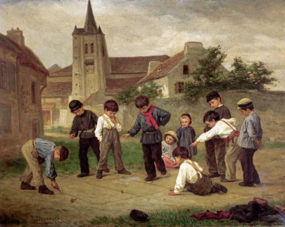 Duverger, Theophile Emmanuel