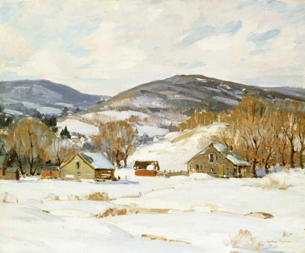 Symons, George Gardiner