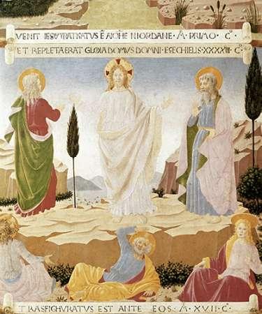 konfigurieren des Kunstdrucks in Wunschgröße Transfiguration von Angelico, Fra