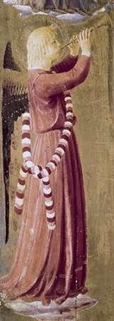 konfigurieren des Kunstdrucks in Wunschgröße Two Angels - (Detail #2) von Angelico, Fra