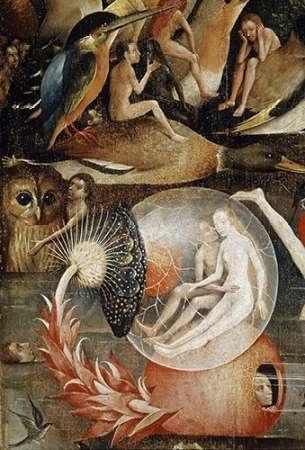 konfigurieren des Kunstdrucks in Wunschgröße Garden of Earthly Delights - Detail #7 von Bosch, Hieronymus