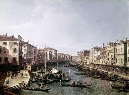 konfigurieren des Kunstdrucks in Wunschgröße Grand Canal, Venice von Canaletto