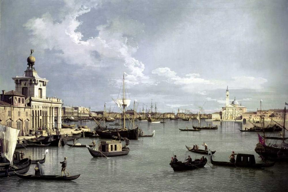 konfigurieren des Kunstdrucks in Wunschgröße In Venice von Canaletto