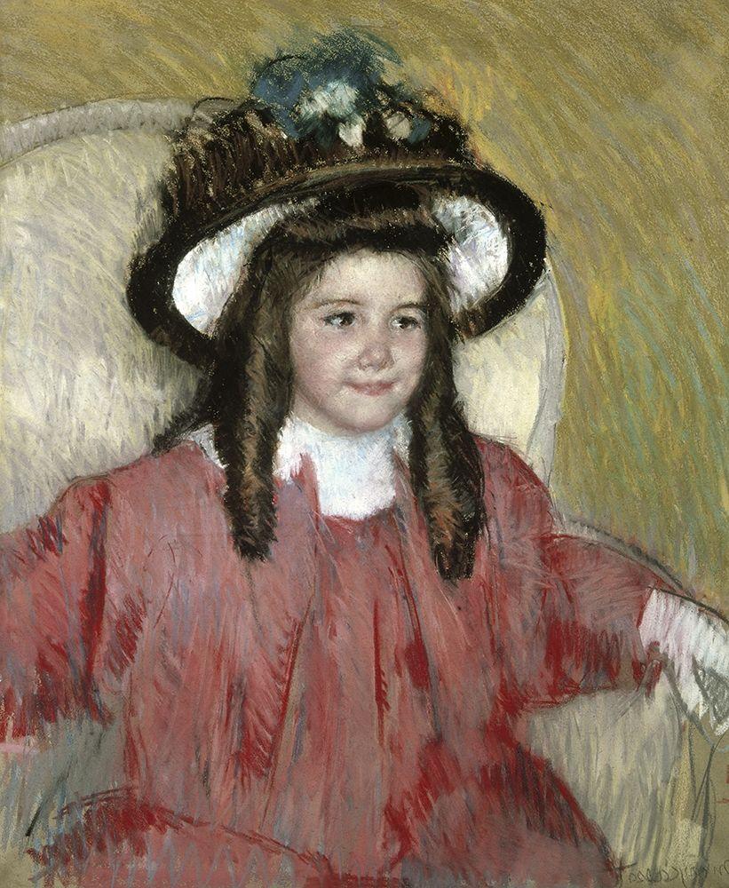 konfigurieren des Kunstdrucks in Wunschgröße Anne Marie Durand Ruel von Cassatt, Mary