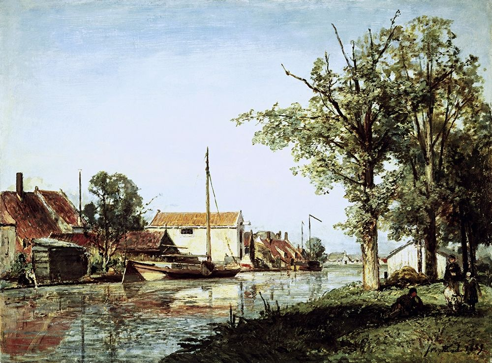 Jongkind, Johan Barthold