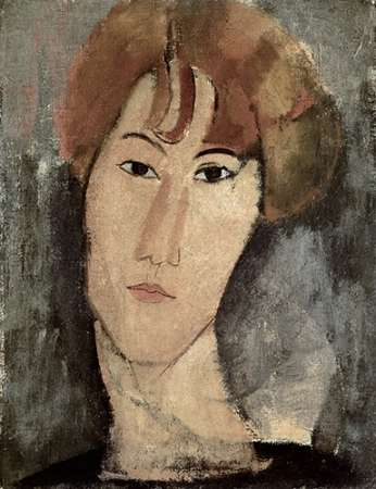 Portrait of Pardy von Modigliani, Amedeo <br> max. 76 x 102cm <br> Preis: ab 10€