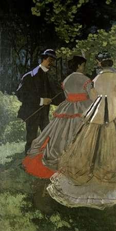 konfigurieren des Kunstdrucks in Wunschgröße Dejeuner sur lherbe von Monet, Claude