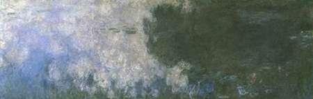 konfigurieren des Kunstdrucks in Wunschgröße Water Lilies (Nympheas) X von Monet, Claude