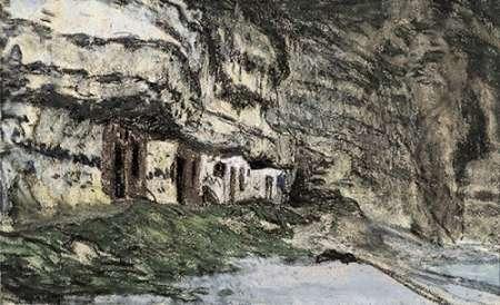 konfigurieren des Kunstdrucks in Wunschgröße Yport von Monet, Claude