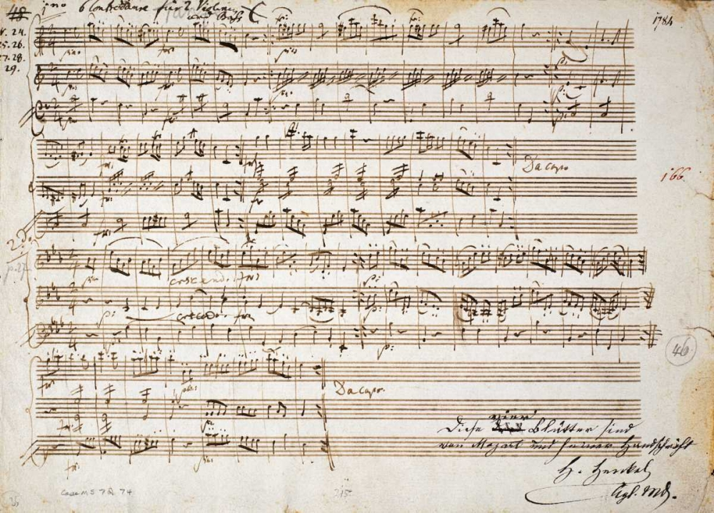 manuscripts,music,Scores,Music,Illustrative,,,,278794,Six Contre Danses, K.V. 462, for two Violins and Bass,Mozart, Wolfgang Amadeus,Horizontal
