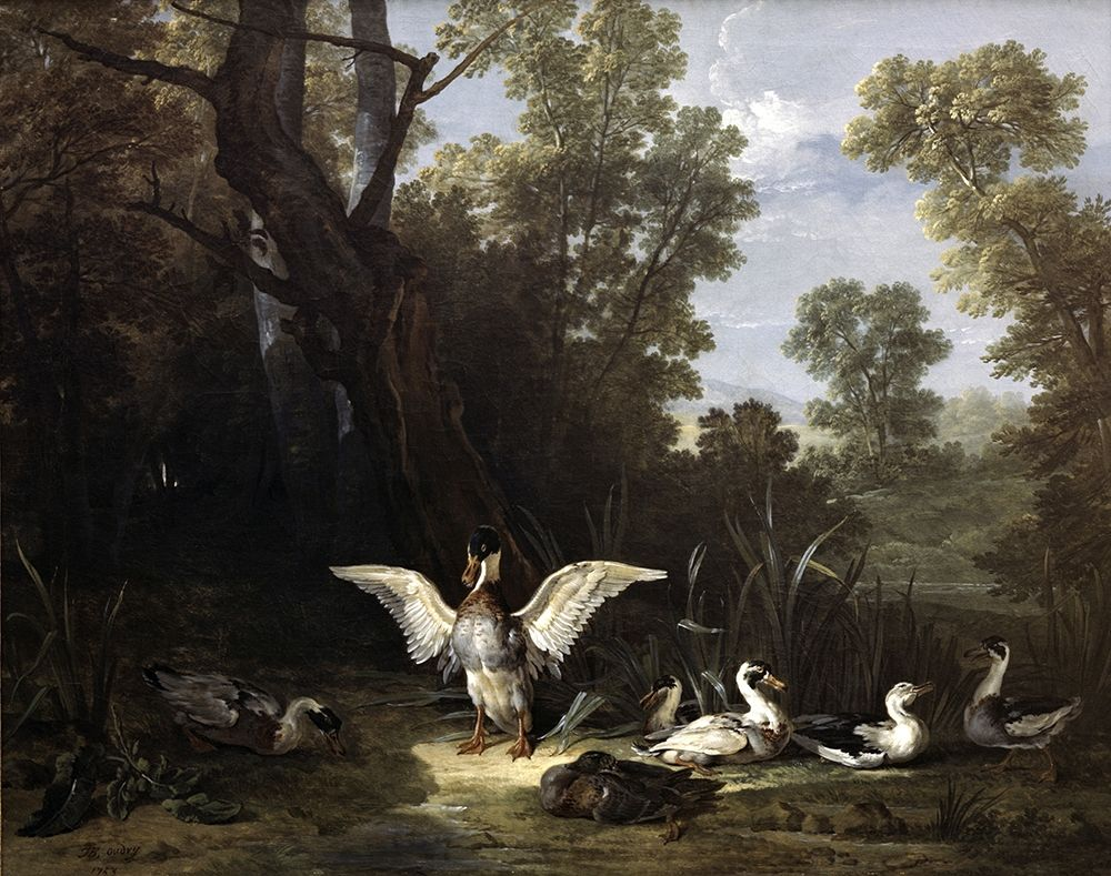 Oudry, Jean-Baptiste
