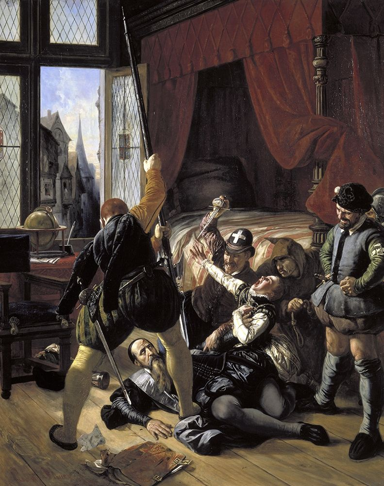 Robert-Fleury, Joseph Nicolas