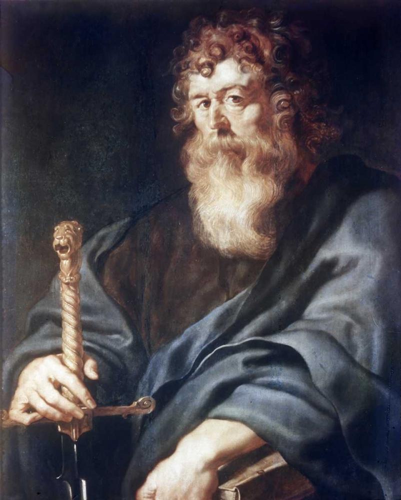 konfigurieren des Kunstdrucks in Wunschgröße Paul von Rubens, Peter Paul