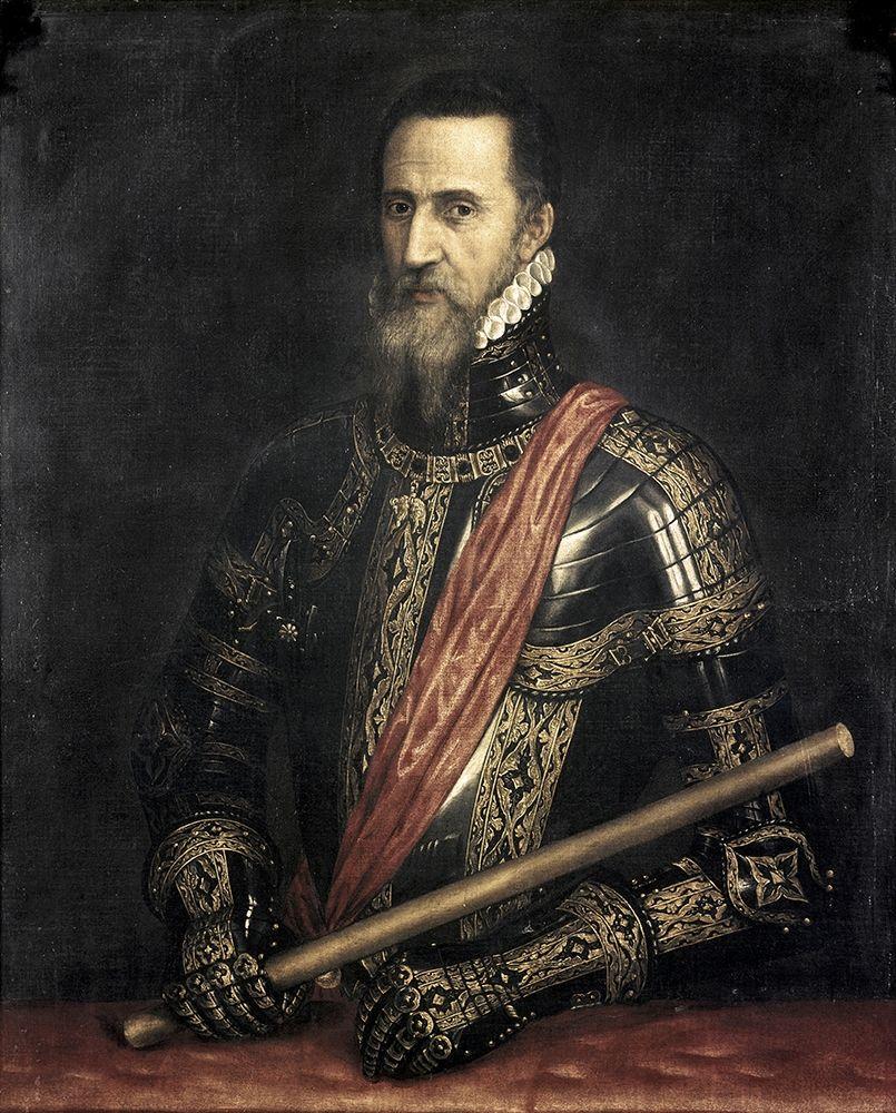 konfigurieren des Kunstdrucks in Wunschgröße Grand Duke of Alba von Titian