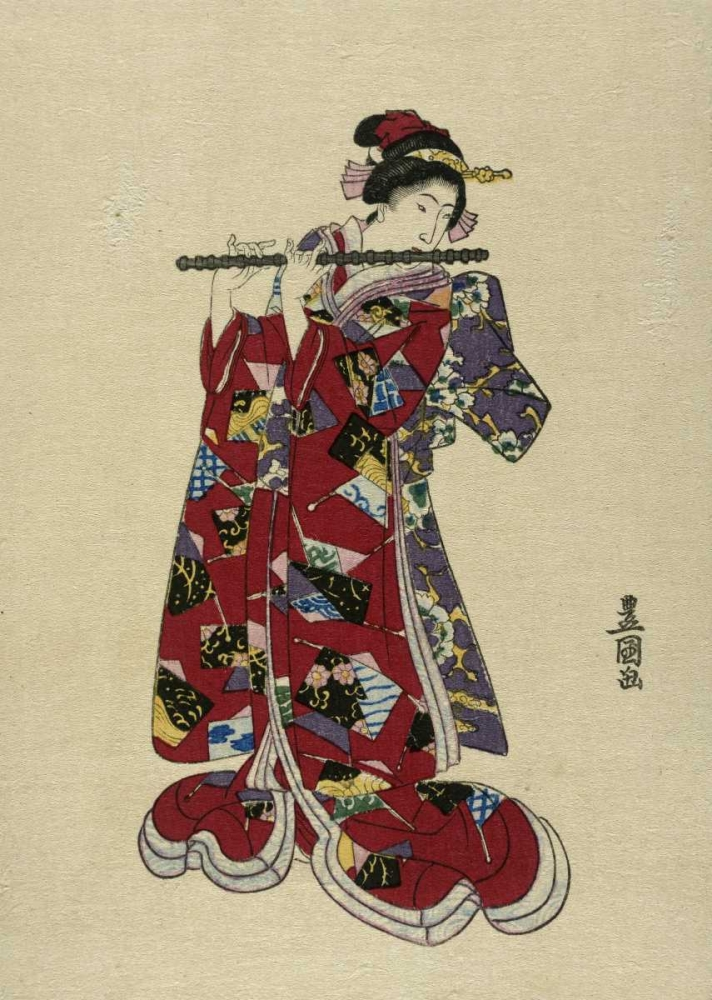 Toyokuni, Utagawa