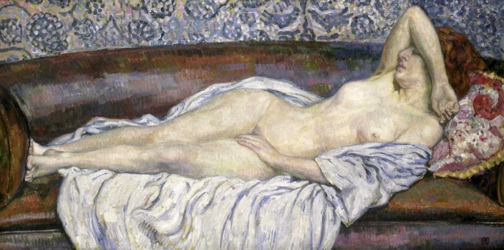 Van Rysselberghe, Theo