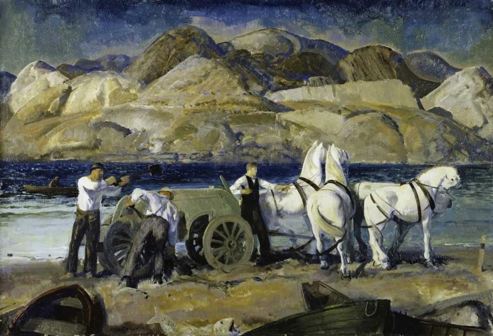 Bellows, George