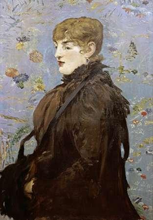 konfigurieren des Kunstdrucks in Wunschgröße Merry Laurent von Manet, Edouard