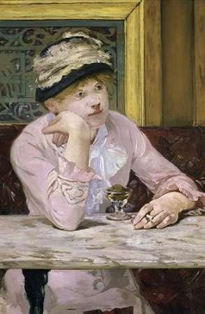 konfigurieren des Kunstdrucks in Wunschgröße The Plum von Manet, Edouard