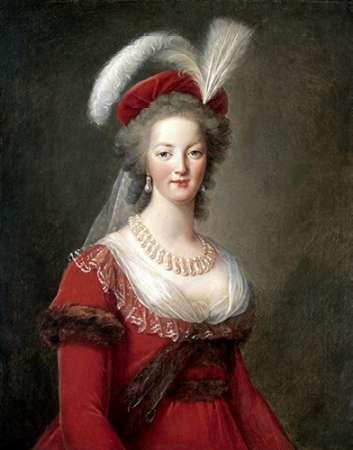 Le Brun, Elisabeth Vigee