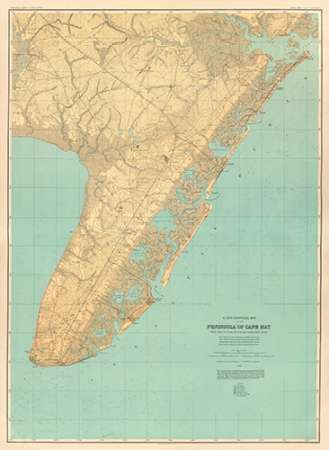 Geological Survey of New Jersey