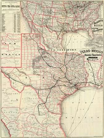 Houston and Texas Central Railway