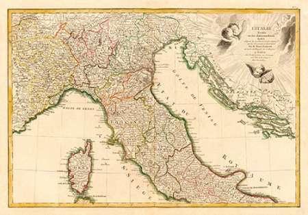 Zannoni, Giovanni Antonio Bartolomeo Rizzi
