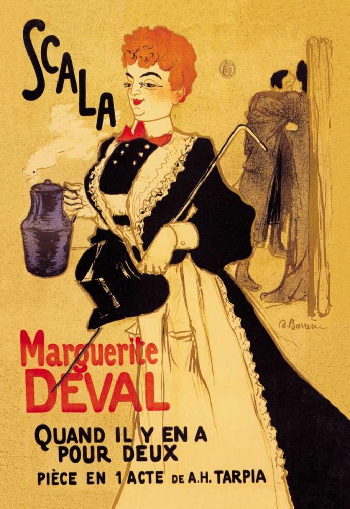 konfigurieren des Kunstdrucks in Wunschgröße Scala Marguerite Deval von Barrere, Adrien