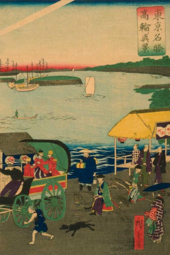 Hiroshige, Utagawa