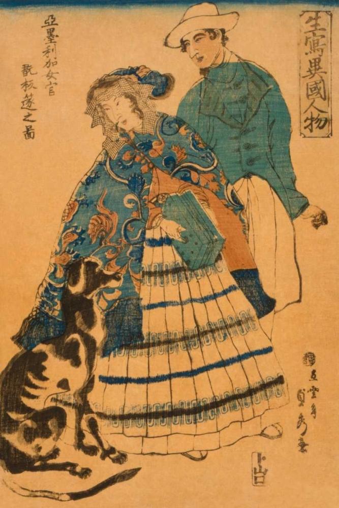 Utagawa, Sadahide