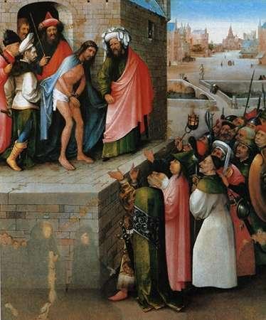 konfigurieren des Kunstdrucks in Wunschgröße Ecce Homo von Bosch, Hieronymus
