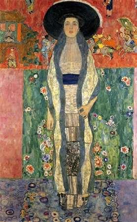 konfigurieren des Kunstdrucks in Wunschgröße Adele Bloch-Bauer II 1912 von Klimt, Gustav