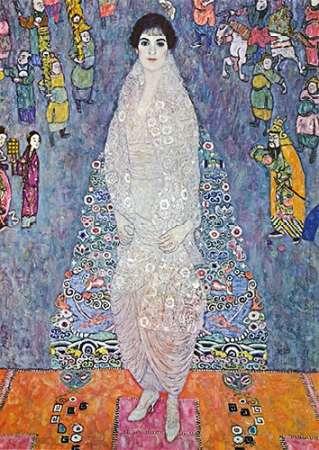 konfigurieren des Kunstdrucks in Wunschgröße Baroness Ellizabeth Bachofen-Echt 1914 von Klimt, Gustav